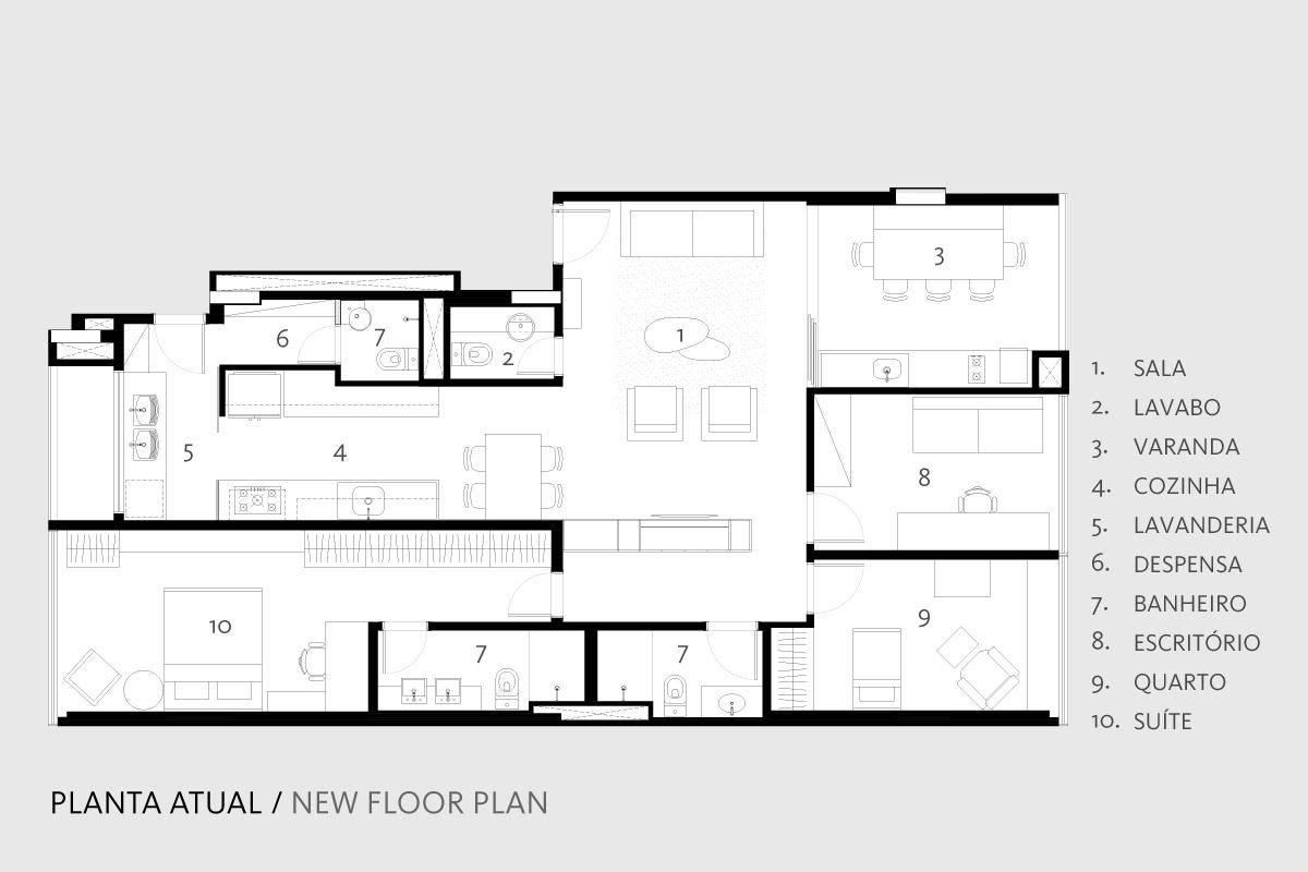 Plan new site